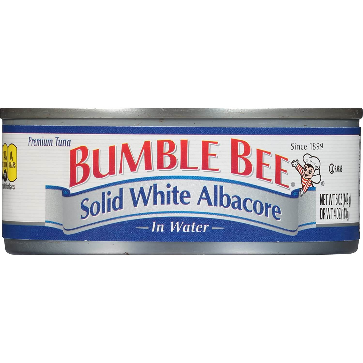 BUMBLE BEE Solid White Albacore Tuna Fish in Water