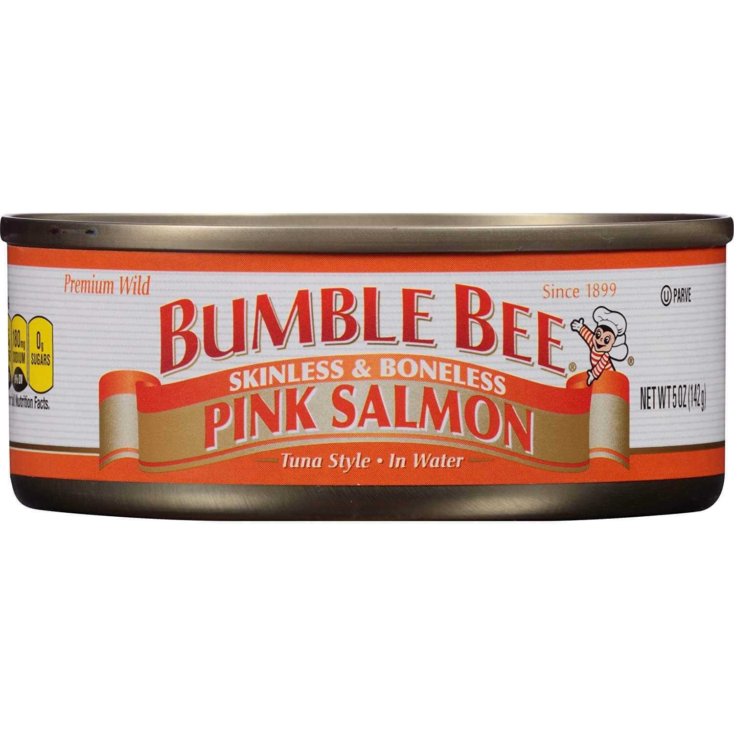 Bumble Bee Skinless and Boneless Pink Salmon