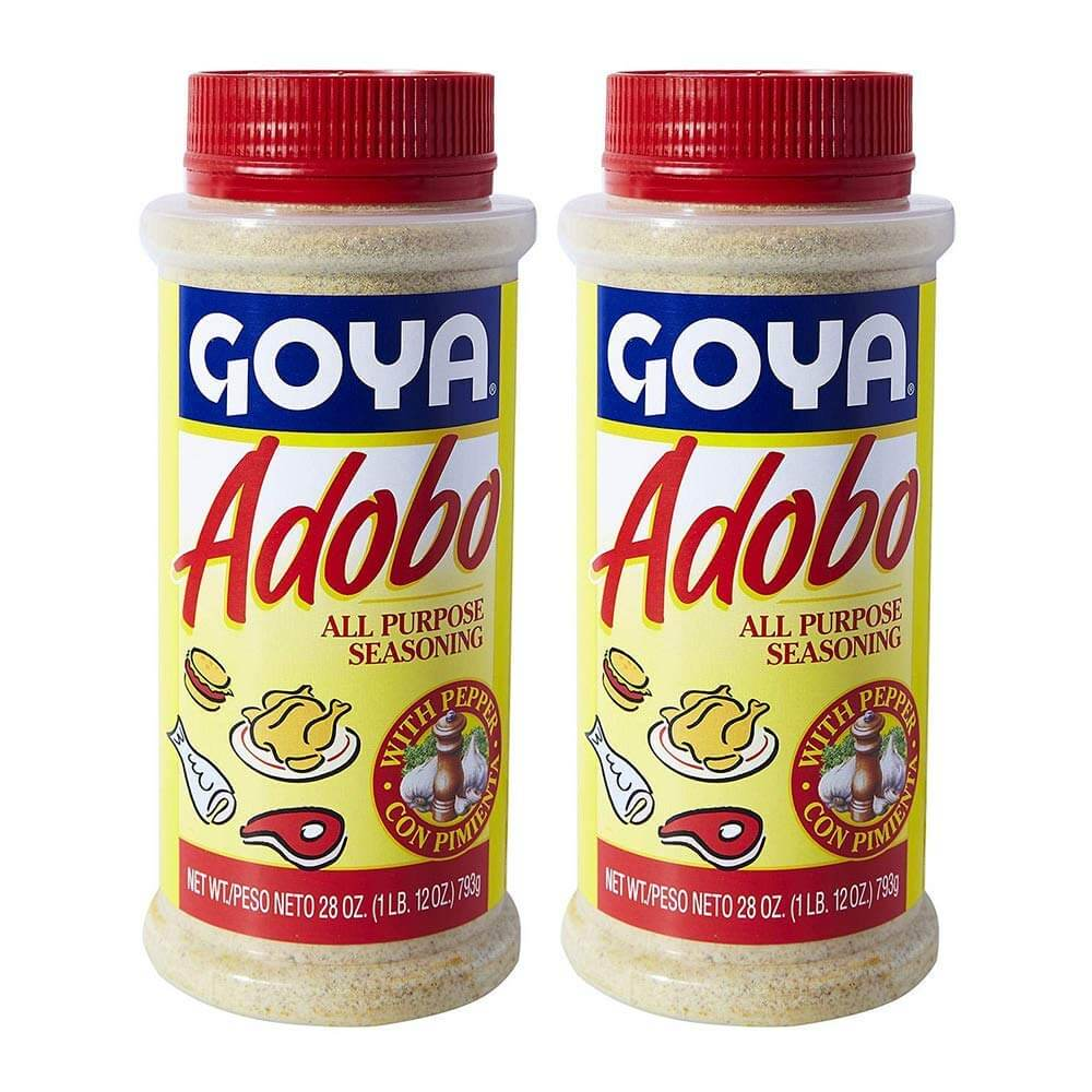Goya Adobo with Pepper All Purpose Seasoning