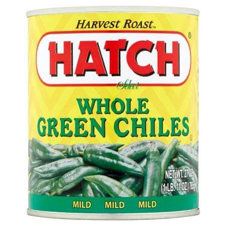 Hatch Chili Company Hatch Whole Green Chilies