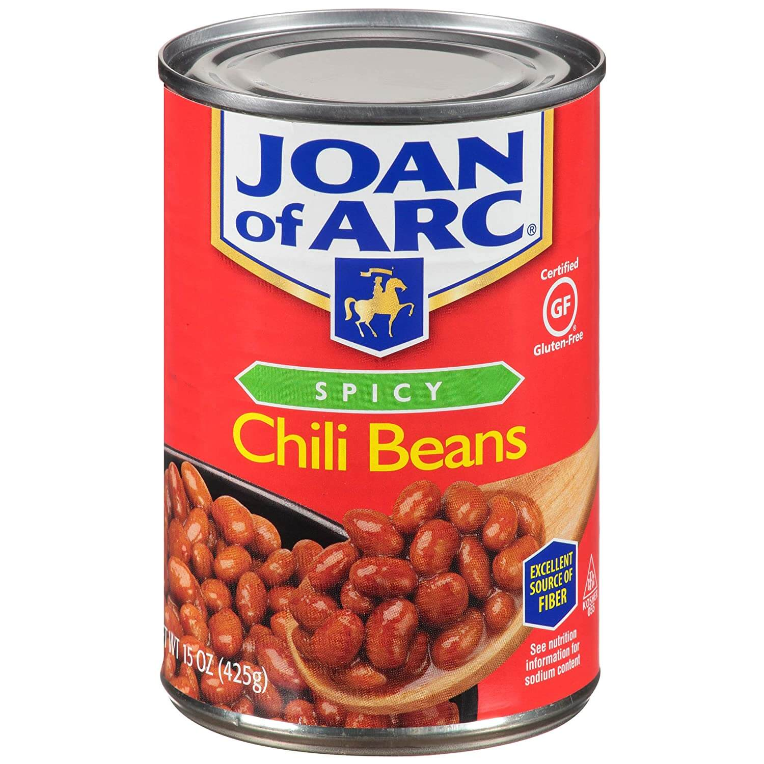 Joan of Arc Spicy Chili Beans