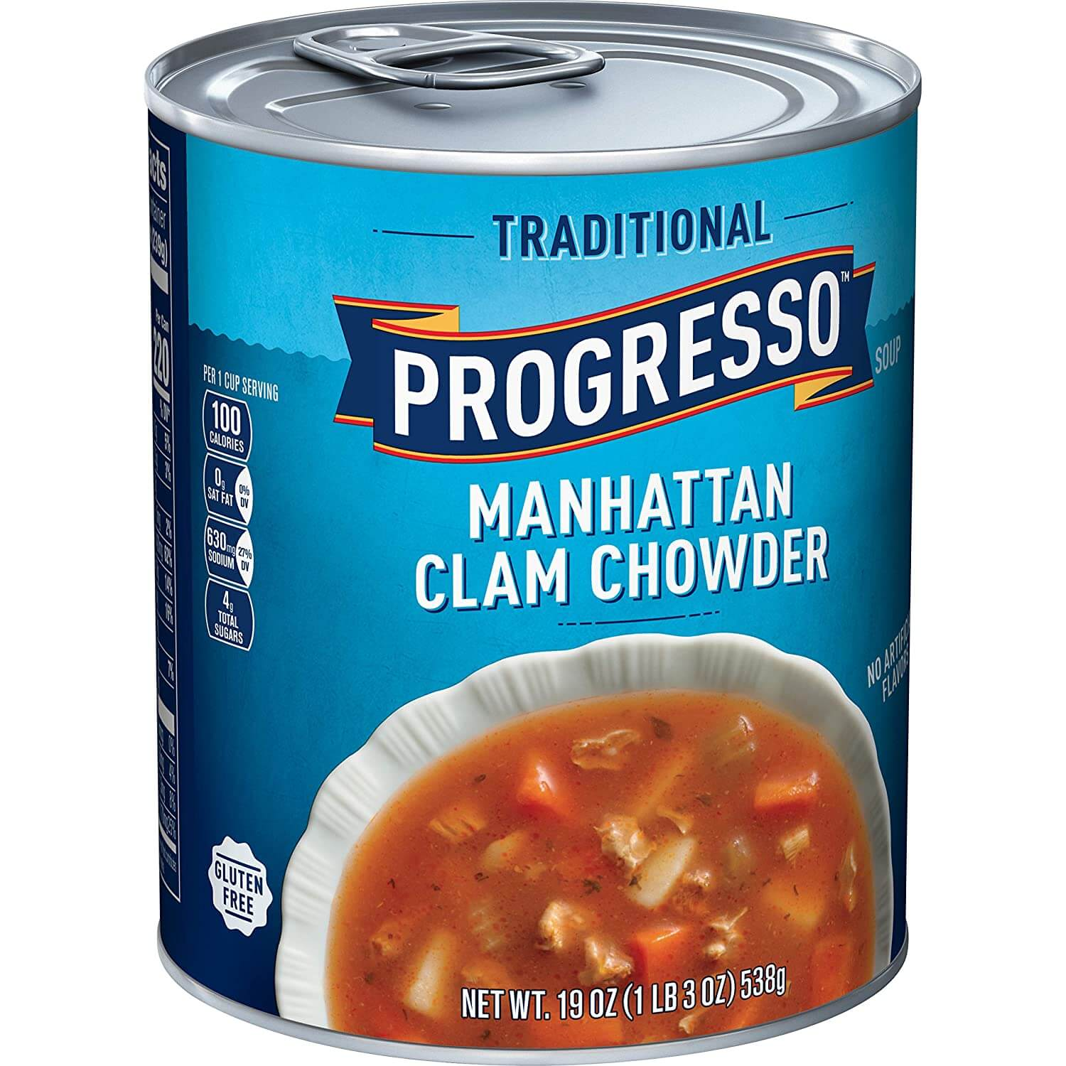 Progresso Traditional Manhattan Clam Chowder