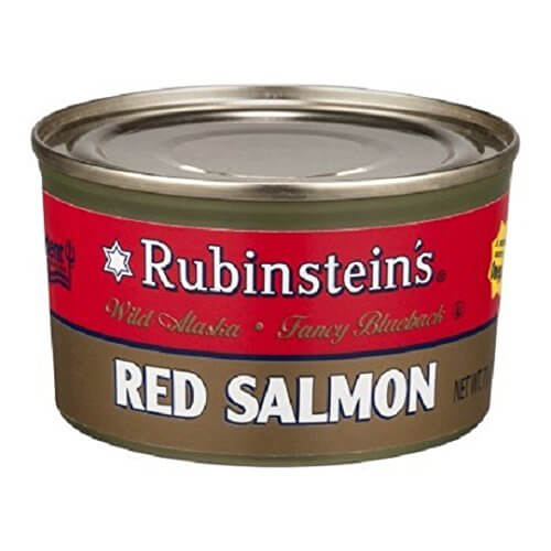 Rubinsteins Red Sockeye Salmon