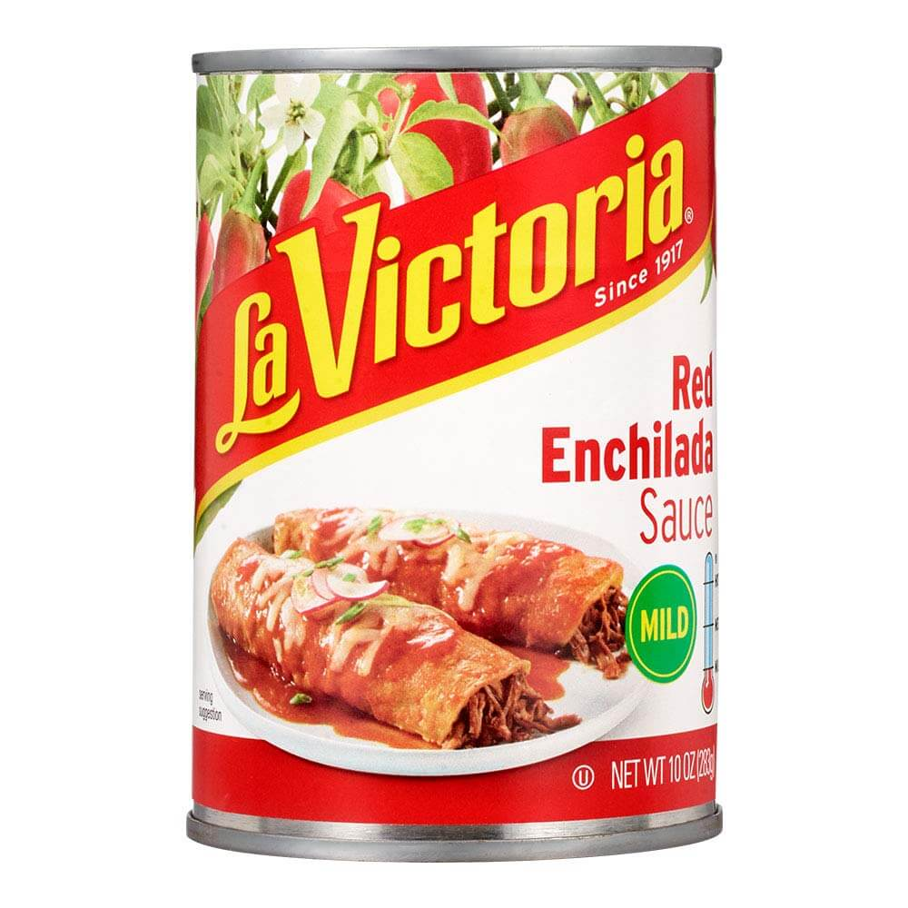 La Victoria Traditional Red Enchilada Sauce