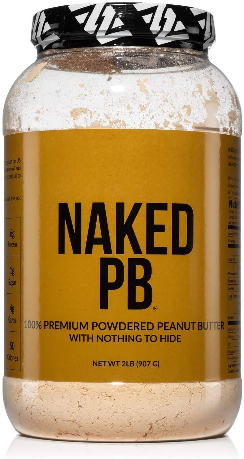 Naked PB Premium Powdered Peanut Butter