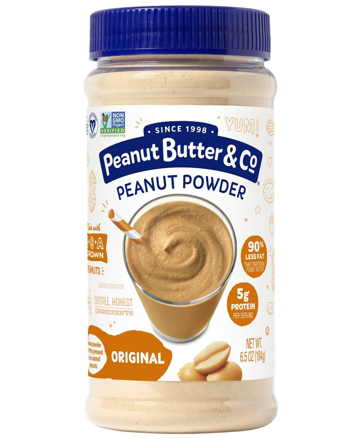 Peanut Butter & Co. Original Peanut Powder