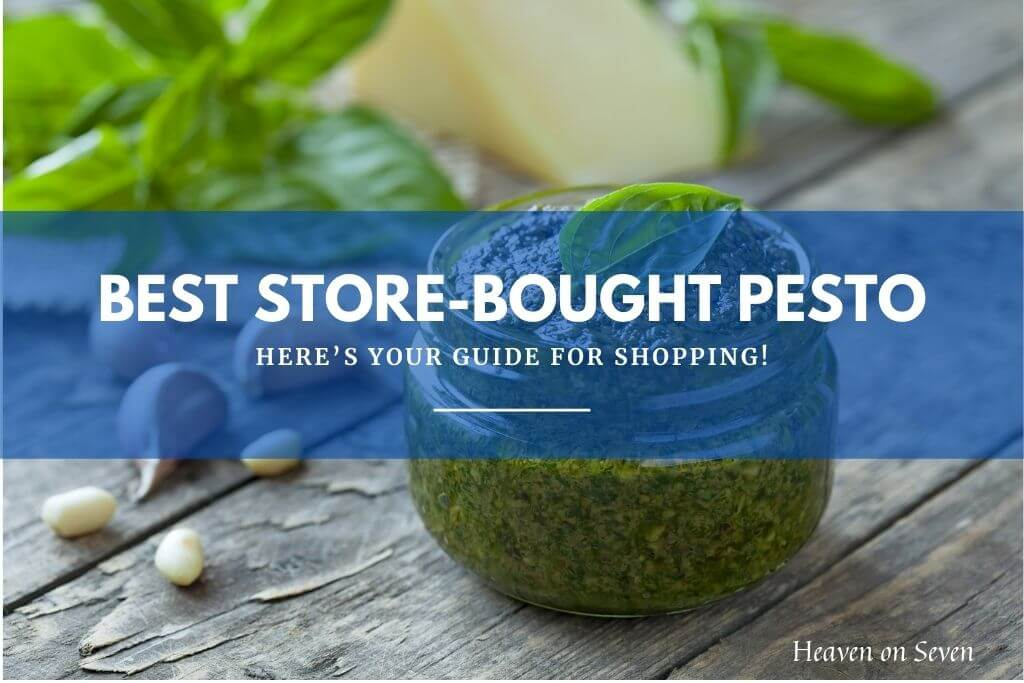 Best Store-Bought Pesto