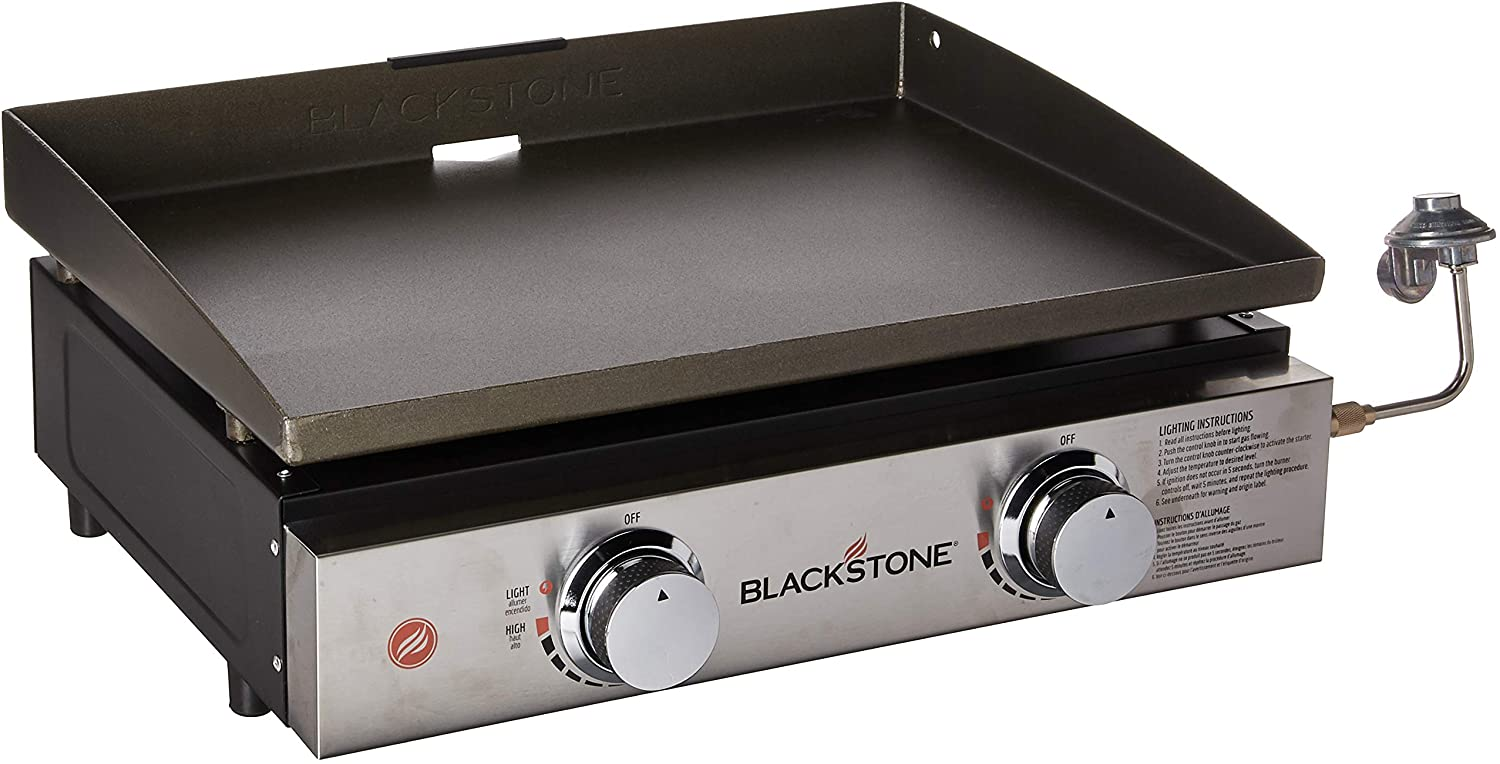 Blackstone 1666 22 Tabletop Griddle Outdoor Grill