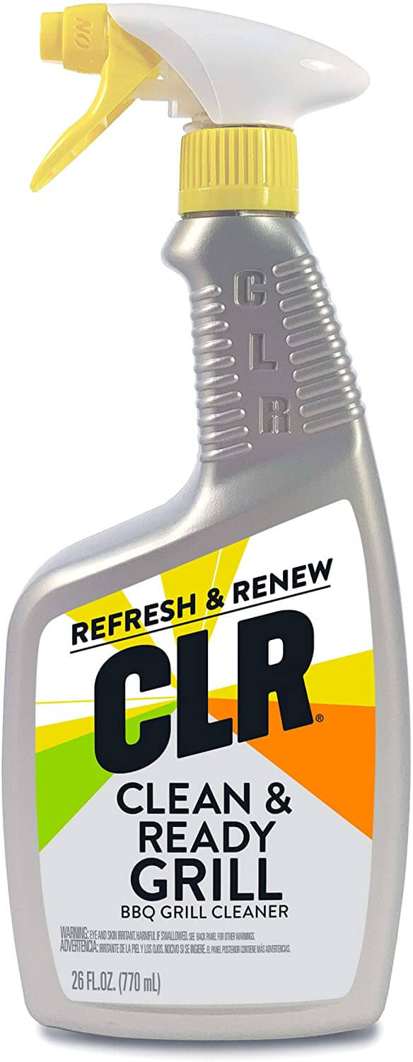 CLR Clean & Ready Grill, BBQ Grill Cleaner