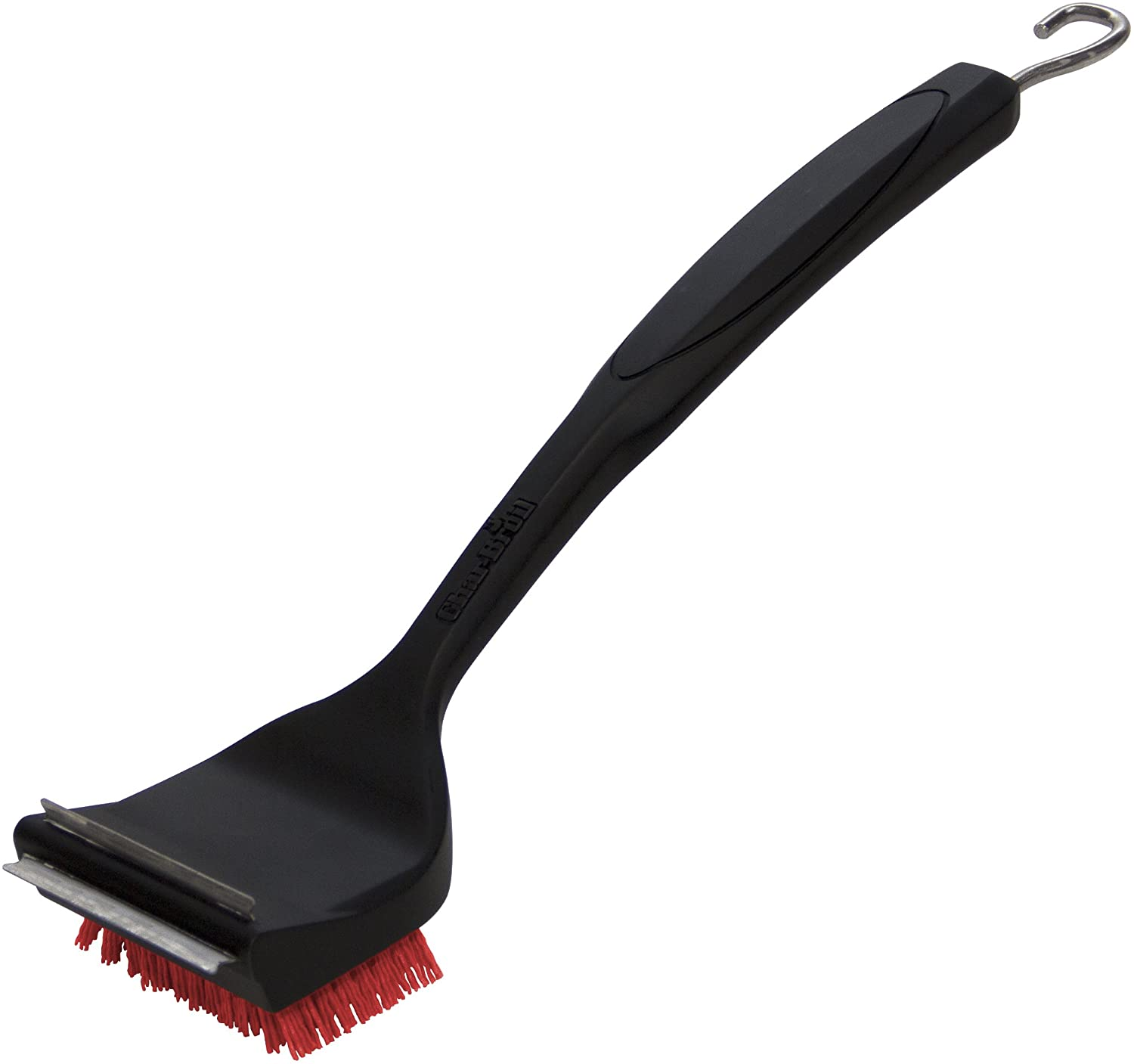 Char-Broil 8666894 SAFER Replaceable Head Nylon Bristle Grill Brush