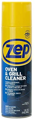 Zep ZUOVGR19 Heavy-Duty Oven and Grill Cleaner