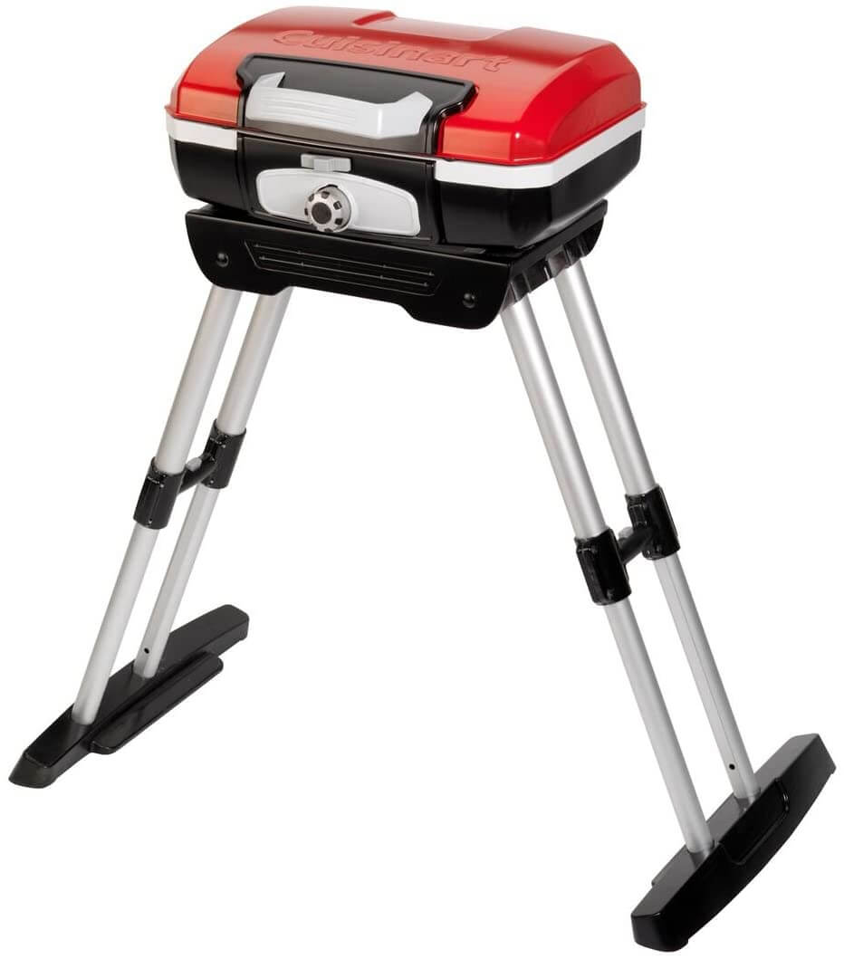 Cuisinart CGG180 Petit Gourmet Gas Grill with VersaStand