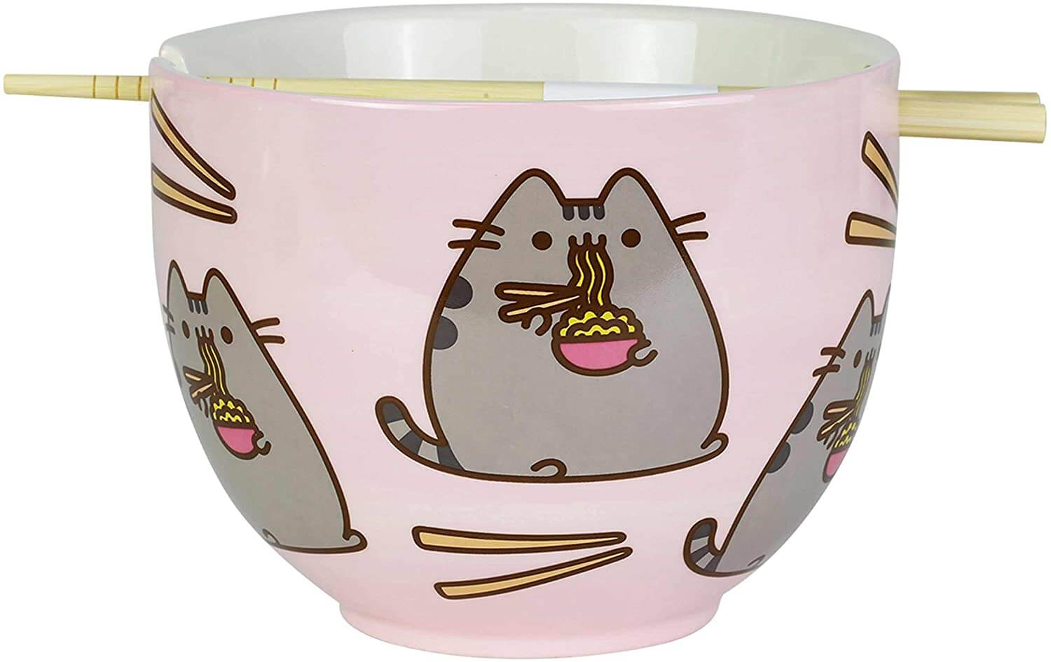 Enesco Pusheen Mud Ramen Bowl