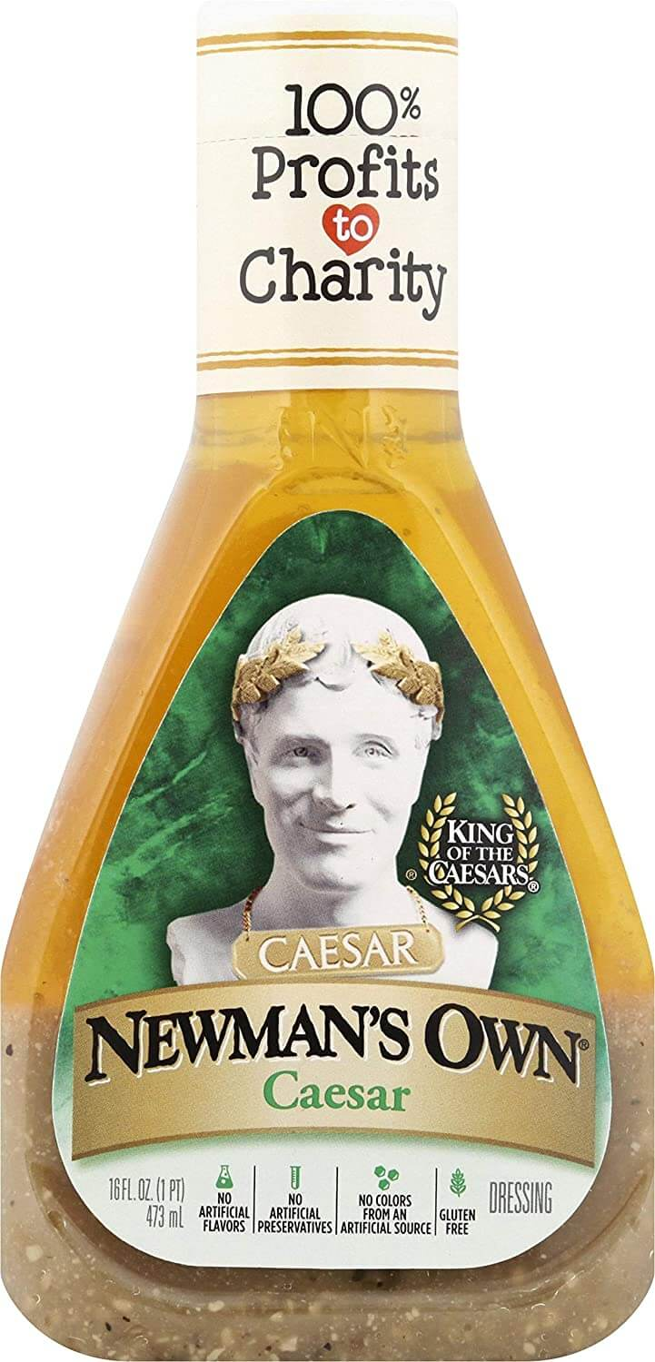 Newmans Own Caesar Salad Dressing