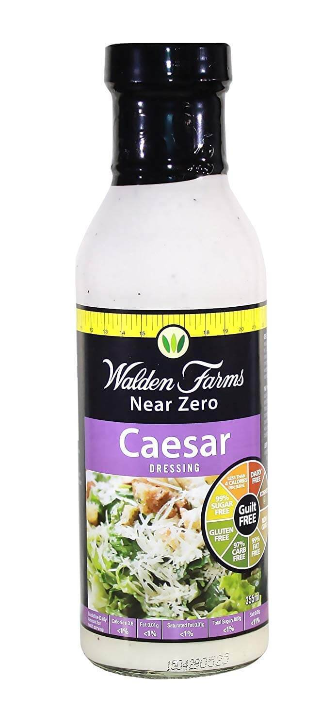 Walden Farms Caesar Dressing