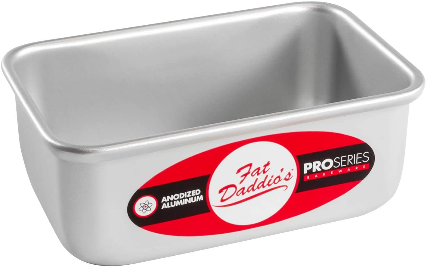 Fat Daddios Anodized Aluminum Bread Pan