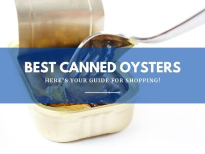 Best Canned Oysters