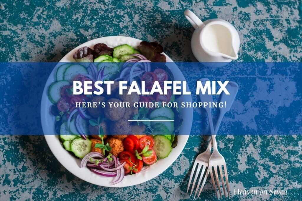 Best Falafel Mix