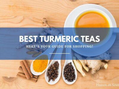 Best Turmeric Teas